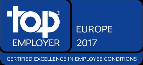 20170311Top Employer Europe 2017